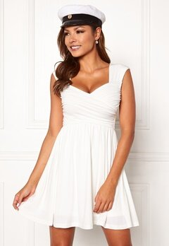 Chiara Forthi Kirily White Dress  Bubbleroom.fi