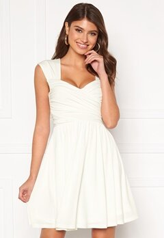 Chiara Forthi Kirily White Dress White Bubbleroom.fi
