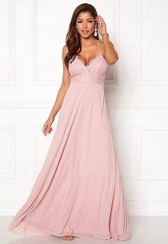 Chiara Forthi Kylee Maxi Dress Pink Bubbleroom.fi