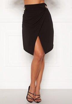 Chiara Forthi Larissa skirt Black Bubbleroom.fi