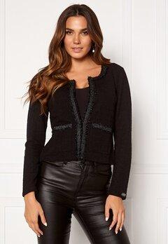 Chiara Forthi Livia classic jacket Black Bubbleroom.fi