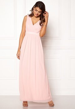 Chiara Forthi Madelaide gown Light pink Bubbleroom.fi
