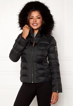 Chiara Forthi Madesimo down jacket Black Bubbleroom.fi