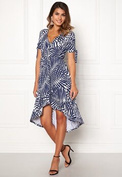 Chiara Forthi Mariana Dress Navy / Offwhite Bubbleroom.fi