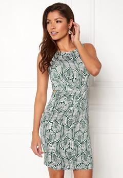 Chiara Forthi Marjorie Sleeveless Dress Green / Patterned Bubbleroom.fi