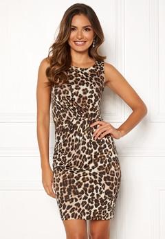 Chiara Forthi Marjorie Sleeveless Dress Leopard Bubbleroom.fi