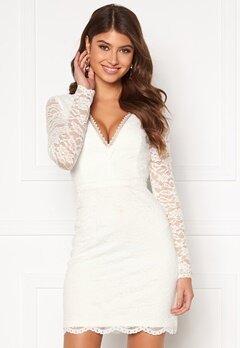 Chiara Forthi Mathilde lace dress White Bubbleroom.fi