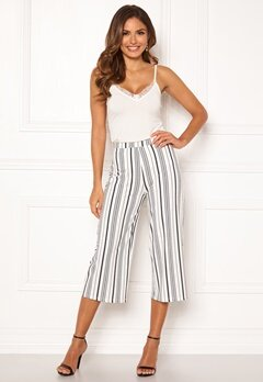 Chiara Forthi Mauritius pants Striped / Offwhite / Black Bubbleroom.fi