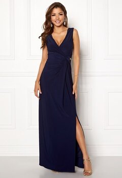 Chiara Forthi Mazzima Dress Dark blue Bubbleroom.fi