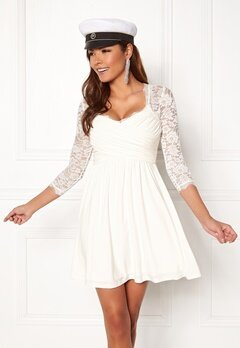 Chiara Forthi Natalia Dress White Bubbleroom.fi