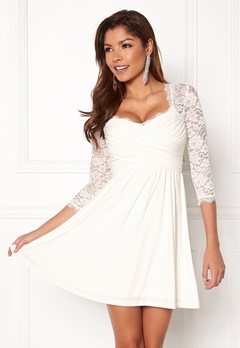 Chiara Forthi Natalia Dress White Bubbleroom.fi