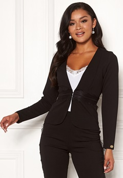 Chiara Forthi Nikita Suit Jacket Black Bubbleroom.fi