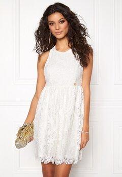 Chiara Forthi Ornela Lace Dress Antique white Bubbleroom.fi