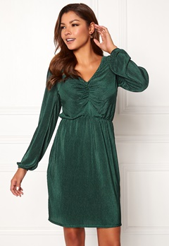Chiara Forthi Perla dress Emerald green Bubbleroom.fi