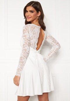 Chiara Forthi Riccia Dress White Bubbleroom.fi
