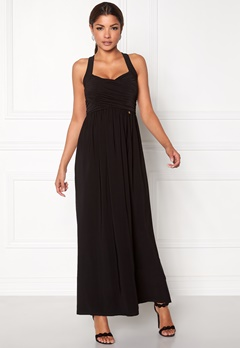 Chiara Forthi Rochelle Maxi Dress Black Bubbleroom.fi