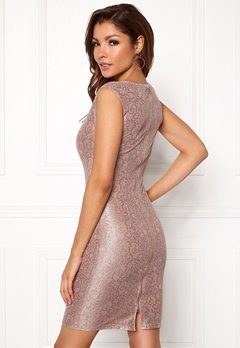 Chiara Forthi Sagira Dress Heather pink Bubbleroom.fi