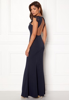Chiara Forthi Sancia Dress Navy Bubbleroom.fi