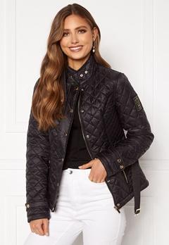 Chiara Forthi Sarraceno Short Jacket Black Bubbleroom.fi