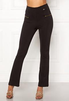 Chiara Forthi Sassari pants Black Bubbleroom.fi