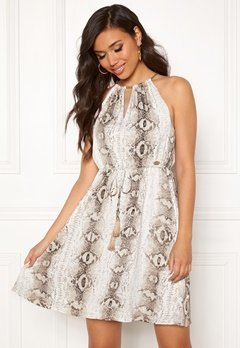 Chiara Forthi Seraphina dress Beige / Patterned Bubbleroom.fi