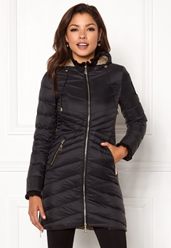 Chiara Forthi Sestriere Light Down Jacket Black Bubbleroom.fi