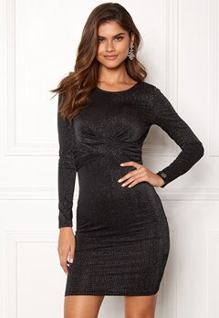 Chiara Forthi Star dress Black / Silver Bubbleroom.fi