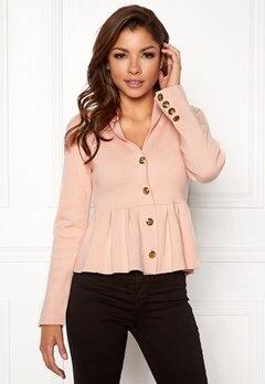 Chiara Forthi Stefania Knit Jacket Pink Bubbleroom.fi