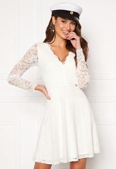 Chiara Forthi Stephanie dress White Bubbleroom.fi