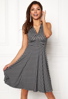 Chiara Forthi Tiamii Dress Grey / Patterned Bubbleroom.fi