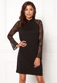 Chiara Forthi Treasure dress Black Bubbleroom.fi