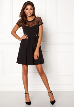 Chiara Forthi Valentina dress Black Bubbleroom.fi