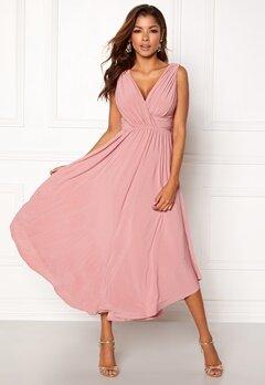 Chiara Forthi Valeria Dress Heather pink Bubbleroom.fi