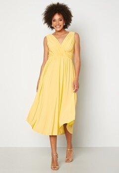 Chiara Forthi Valeria Dress Yellow Bubbleroom.fi