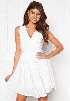 Chiara Forthi Valeria Short Dress White Bubbleroom.fi