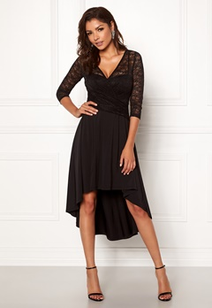 Chiara Forthi Yaelle dress Black Bubbleroom.fi