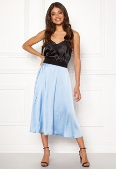 co'couture Cala Skirt Pale Blue Bubbleroom.fi