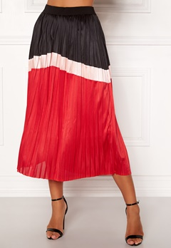 co'couture Camden Plisse Skirt Black Bubbleroom.fi