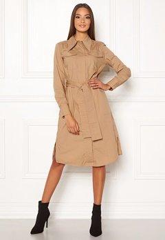 co'couture Coriolis Uniform Dress Beige Bubbleroom.fi