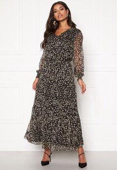 co'couture Cramps Floor Dress Black Bubbleroom.fi