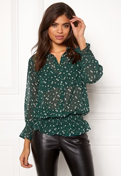 co'couture Daisy Smock Shirt 74 Jade Bubbleroom.fi