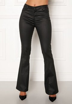 co'couture Denzel Coated Boot Cut Black Bubbleroom.fi