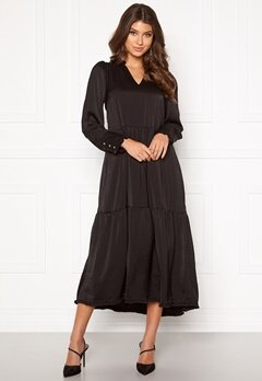 co'couture Floyd Dress Black Bubbleroom.fi