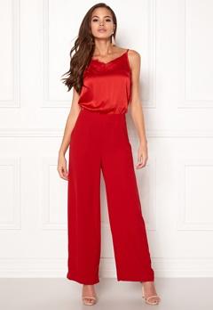 co'couture Melanie Suit Pants Rio Red Bubbleroom.fi
