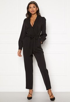 co'couture Silana Jumpsuit Black Bubbleroom.fi