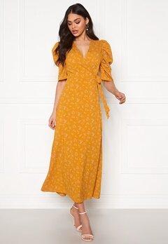 co'couture Springalina Wrap Dress Sunrise Bubbleroom.fi