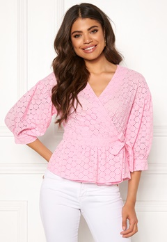 co'couture Trinetta Anglaise Shirt Candyfloss Bubbleroom.fi