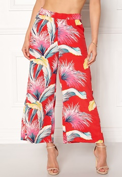 co'couture Tropical Pants Rio Red Bubbleroom.fi