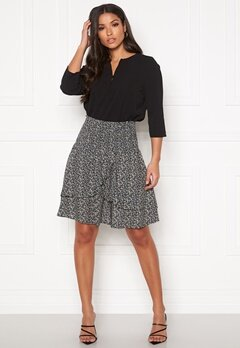 co'couture Wilson Smock Skirt Navy Bubbleroom.fi