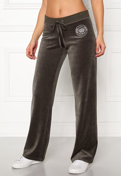 Juicy Couture Crown Velour Mar Vista Pant Tophat Bubbleroom.fi